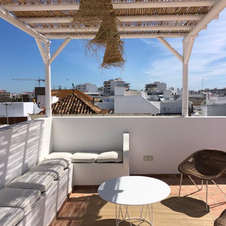 Olhao Casa Henriette / Luz do Algarve